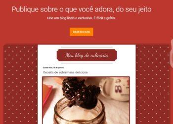 Blogger ganha atualização com Material Design