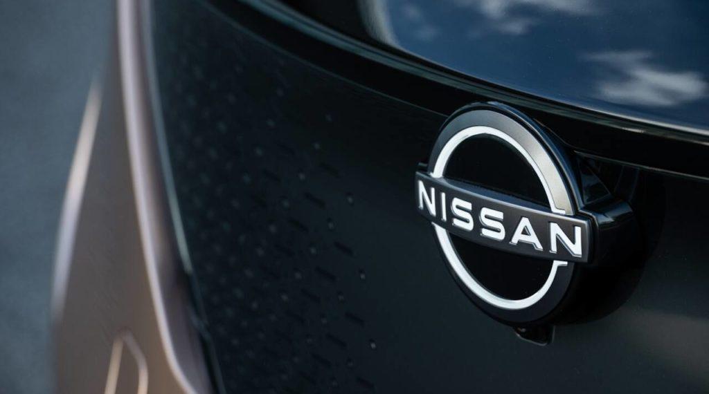 Nissan apresenta novo logotipo - Crédito: Divulgação